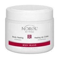 Скраб для тела с экстрактом клюквы, рекомендуется для антивозрастных, спа- и оздоровительных процедур / Norel Cranberry body peeling