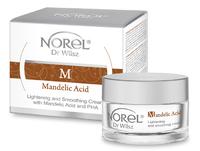 Осветляющий, разглаживающий морщины крем с миндальной кислотой / Norel Mandelic Acid – Lightening and smoothing cream with mandelic acid