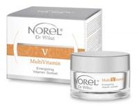 Мультивитаминный крем-гель для жирной и комбинированной кожи / Norel MultiVitamin Energizing Vitamin Sorbet
