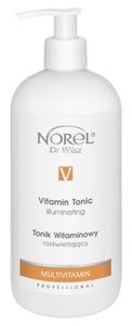 Мультивитаминный освежающий тоник / Norel MultiVitamin illumination Vitamin Tonic