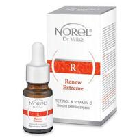 Омолаживающая сыворота с ретинолом и витамином С / Norel Renew Extreme – Retinol & Vitamin C rejuvenating serum