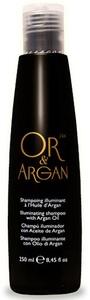 Шампунь иллюминирующий с микроактивным золотом 24К, аргановым маслом и UV фильтром / Or&Argan Shampooing