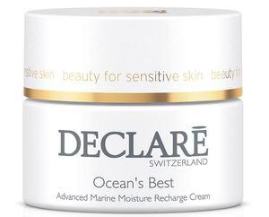 Интенсивный увлажняющий крем с морскими экстрактами / Declare Ocean's Best Advanced Marine Moisture Recharge Cream