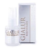 Антивозрастная увлажняющая сыворотка гиалуроновой кислоты с эластином коллагеном и ретинолом (0,5% низкомолекулярной гиалуроновой кислоты) / PIEL Gialur REJUVENATE