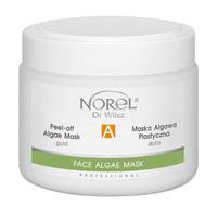 Увлажняющая восстанавливающая и лифтингующая альгинатная маска с золотом для зрелой кожи / Norel Peel-off algae gold mask