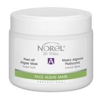 Укрепляющая капилляры,увлажняющая альгинатная маска с лесными ягодами / Norel Peel-off algae mask with forest fruits
