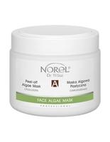 Маска для всех типов кожи, рекомендуется для  ароматерапевтических процедур / Norel Peel-off algae mask