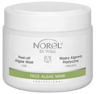 Молочная альгинатная маска для сухой и шелушащейся кожи / Norel Peel-off algae milk mask