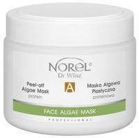 Восстанавливающая протеиновая альгинатная маска для чувствительной кожи / Norel Peel-off algae protein mask