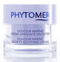 Бархатный успокаивающий крем / Phytomer Douceur Marine Velvety Soothing Cream