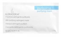 """Лечебная """"Пурифинг-маска"""" для проблемной кожи / Kleraderm Purifying mask"""