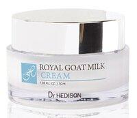 Крем с экстрактом козьего молока / Ramosu Dr.Hedison Royal Goat Milk Cream