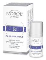 Активный крем против морщин под глазами с факторами роста и астаксантином / Norel Re-Generation Gf Active anti-wrinkle eye cream