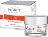 Восстанавливающий и омолаживающий крем с ретинолом / Norel Renew Extreme – Retinol H10 – triple active rejuvenating cream