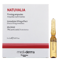 Сыворотка с лифтинг-эффектом / SeSDerma Natuvalia Firming Ampoules Serum Immediate Lifting Effect