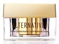 Легкий увлажняющий крем для жирной и нормальной кожи / Sea of Spa Alternative Time Control Active Light Moisture Cream SPF-15