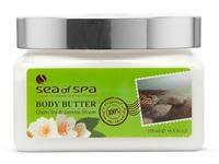 Сливки Жасмин и Зелёный чай / Sea of Spa Body Butter Green Tea & Jasmine Bloom