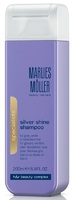 Шампунь для блондинок против желтизны волос / Marlies Moller Silver Shine Shampoo