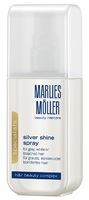 Спрей для блондинок против желтизны / Marlies Moller Silver Shine Spray