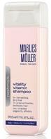 Витаминный шампунь Pashmisilk / Marlies Moller Vitality Vitamin Shampoo
