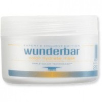 Маска-увлажнение для окрашенных, нормальных и сухих волос / Wunderbar color hydrate mask