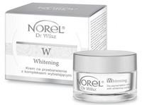 Крем для всех типов кожи с нарушением меланогенеза / Norel Whitening – Depigmentation cream with whitening complex