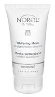 Кремовая маска для всех форм клинических разновидностей гиперпигментаций/ Norel Whitening mask de-pigmentation corrector