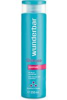 Шампунь увлажняющий для нормальных и сухих волос / Wunderbar Moisture Shampoo