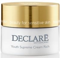 Питательный крем от первых признаков старения / Declare Youth Supreme Cream Rich