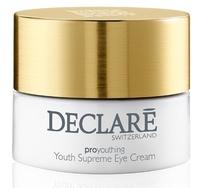 Крем от первых признаков старения для кожи вокруг глаз / Declare Pro Youthing Youth Supreme Eye Cream