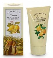 Крем для рук лимонный / L'Erbolario Crema Per Le Mani Al Limone