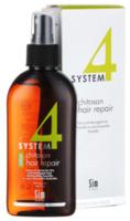 Терапевтический спрей для улучшения структуры волос R / Sim Sensitive System 4 Chitosan Hair Repair R