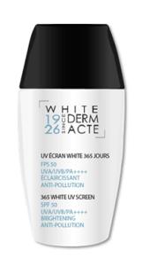 Осветляющий защитный крем 365 дней SPF 50 / Academie 365 White UV Screen SPF 50