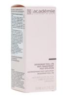 Дезодорант антиперспирант после эпиляции / Academie Acad'Epil Deodorant Roll-on Specifique Post