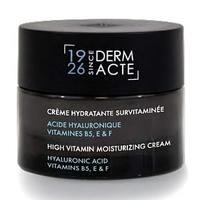 Витаминизированный увлажняющий крем / Academie Derm Acte Hyaluronic Acid Vitamins B5, E & F