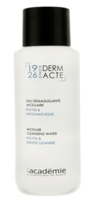 Мицеллярная вода для демакияжа / Academie Derm Acte Micellar Cleansing Water
