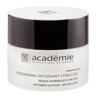 Кислородно - стимулирующая программа / Academie Oxygenating and Stimulating Anti-Pollution Care