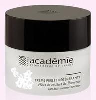 Восстанавливающий жемчужный крем «Вишневый цвет Прованса» / Academie Regenerating Pearly Cream