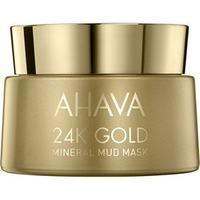 Маска для лица на основе золота / Ahava 24K Gold Mineral Mud Mask