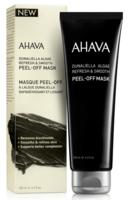 Освежающая маска-плёнка на основе водорослей Дуналиэлла / Ahava Dunaliella Peel Off Mask