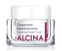 Антикуперозный крем для лица / Alcina S Couperose Facial Cream