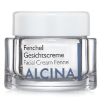 Крем для лица Фенхель / Alcina T Facial Cream Fennel