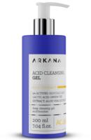 Очищающий гель с кислотами / Arkana Acid Cleansing Gel