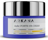 Крем на основе 15% азелаиновой кислоты / Arkana Azac Forte 15% Cream