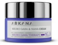 Нанокрем с ГАМК и NANA-кислотой / Arkana Neuro Gaba&Nana Cream