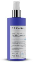 Мицеллярная вода для снятия макияжа / Arkana Eye + Face Micellar Water