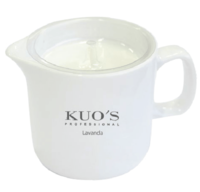 Массажная арома свеча / Kuo's Professional Candle of Massage scent Lavender