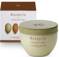 """Ароматизированный крем для тела """"Миндаль"""" / L'Erbolario Mandorla Verde Crema Per Il Corpo"""