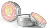 Бальзам для мамы и ребенка с маслом ши и календулой / Roofa Mom and Baby Balm Shea butter & Calendula