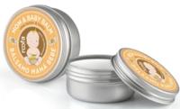 Бальзам для мамы и ребенка с медом и маслом ши / Roofa Honey & Shea Butter Mom and Baby Balm